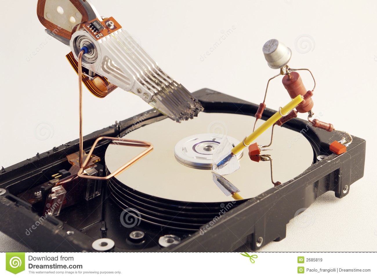 http://www.dreamstime.com/royalty-free-stock-images-hdd-repair-image2685819